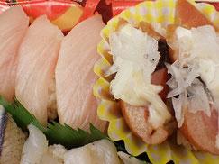 江東区 海辺 寿司 出前
