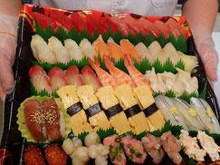 宅配寿司 出前 中央区