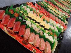 文京区 年末年始 営業する宅配寿司