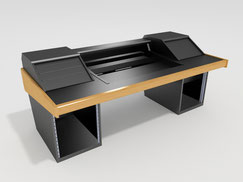 Furniture recording studio bram modular muebles home - Muebles para estudio de grabacion ...