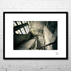 Miroir Abandonné photographie d'art lieu désaffecté