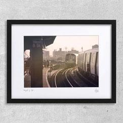 West-8-St photographie d'art train metro subway new-york city metro aérien photo deco urbain ville usa amerique