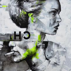 GRAFFMATT - Achat oeuvre peinture originale artiste chambéry streetart