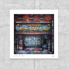 reproduction d'art print impression affiche art edition imiée cadre pas cher streetart art contemporain poster exemplaire numéroté série limitée