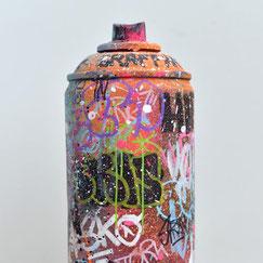 custom spraycan bombe peinture customisée creation artistique objet design streetart graffiti savoie chambéry lyon france rhone alpes graffmatt