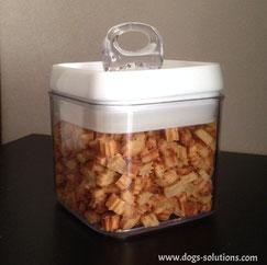 Biscuits pour chien au poulet sans gluten