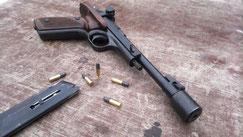 Pistolet SHORT