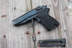Pistolet P-83