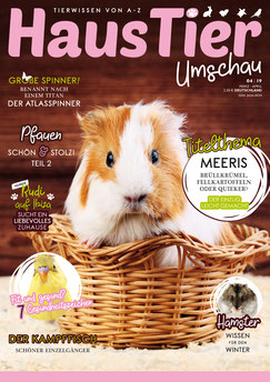 Haustierumschau 04 e-Magazin/PDF 2,00 €