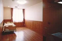 居室はすべて個室です