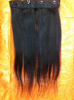 Clips-in Hairteile