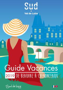 Guide Vacances -éditée en 15 000 ex - Français et GB