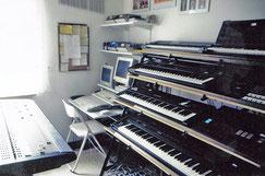 Das erste Studio 1997