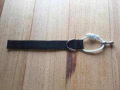 ハンドストラップ(手当て)側:ROB ALLEN/ナイロンライン3.5mm使用