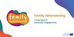 Freiwilligen-Zentrum Augsburg - Logo Family Volunteering