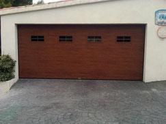 puerta de garaje villamartin