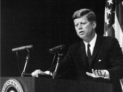 El discurso con el que John F. Kennedy sedujo a Estados Unidos