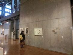 展示の部 大学7階ギャラリー