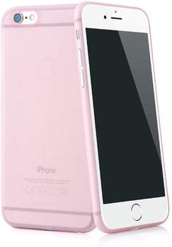Angusta iPhone 6/6s Hülle in Rose Quartz