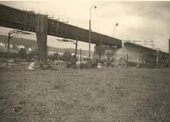 1963 - 1964 Brückenbau rte de Luxembourg