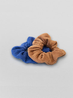 Zacamo - Scrunchie - Scrunchie Set Ocean - Scrunchies - Scrunchie Set - Haargummi - Haargummis - Haarschmuck - Haarband - Haargummi Cord - Scrunchie Cord - Vintage - Retro