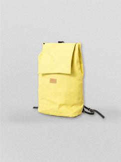 Minirucksack Tajo - Minirucksack - Minirucksack Tajo yellow - gelb - Zacamo - Rucksack wasserabweisend - Rucksack 4 Liter - Innenfach - kleiner Rucksack - Herrenrucksack - Damenrucksack - Tasche - Handtasche - Zacamo Düsseldorf - wasserfest