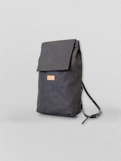 Minirucksack Tajo - Minirucksack - Minirucksack Tajo black - schwarz - Zacamo - Rucksack wasserabweisend - Rucksack 4 Liter - Innenfach - kleiner Rucksack - Herrenrucksack - Damenrucksack - Tasche - Handtasche - Zacamo Düsseldorf - wasserfest
