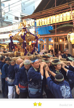 二郎さん:寶田恵比寿神社例大祭
