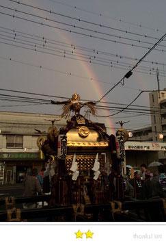まさヤンさん:北越谷 八坂神社祭禮