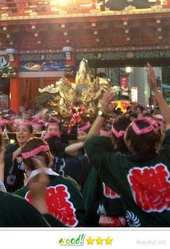 ともチンっ♪さん:神田祭