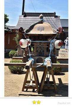 八重垣写真館さん:金比羅神社祭礼