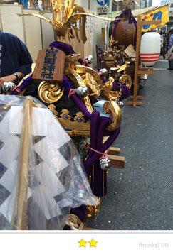 二郎さん:寶田恵比寿神社例大祭 べったら市