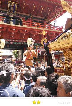 よしゆきさん:神田祭