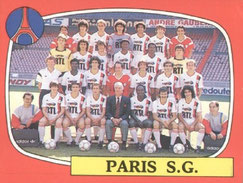 N° 216 - Equipe PSG