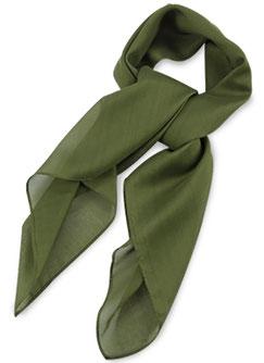 Olijf Groene Sjaal