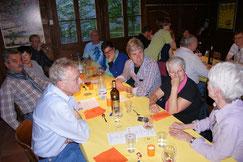 2. Teil - Gemütliches Beisammensein im Pfadiheim Ostermundigen