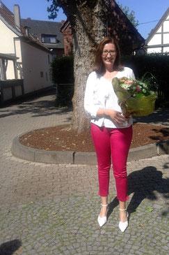 Solistin Nadine Möllenhoff