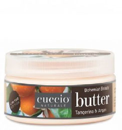Burro: Tangerina & Argan burro corpo mani piedi. --25 €--