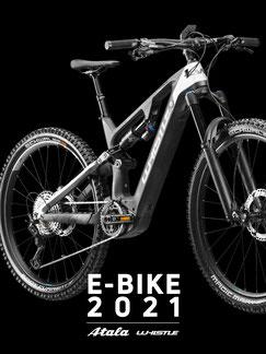 Catalogo E-bikes, bici elettriche 2021-2022