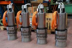 Propellerpumpen im Werkstoff 1.4460