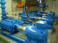 Wasserversorgung St. Moritz