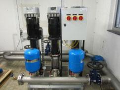 Wasserversorgung Wuppenau