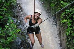 San José to Arenal Volcano day adventure tour