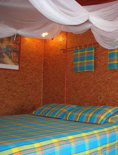 bungalow vieux habitants Guadeloupe