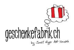 geschenkefabrik.ch by Josef Giger AG Uznach
