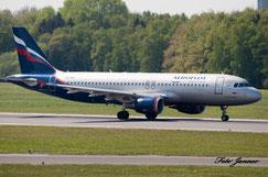 Aeroflot Airbus A320-214  VQ-BBC ( russische Fluggesellschaft)