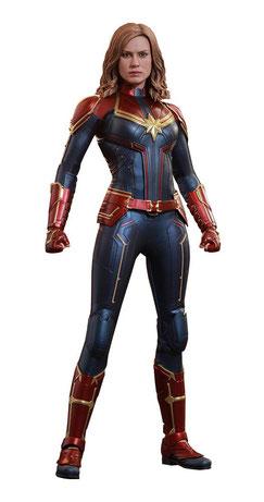 Hot Toys, Sideshow, Captain Marvel, Infinity War, Avenger Endgame