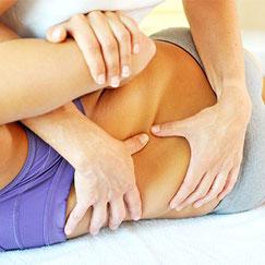 Massagetechniken von Jutta Rudolph