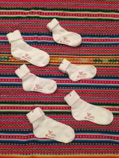 Socken in Bio Pima Baumwolle