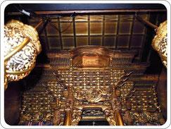 古仏壇修復前写真